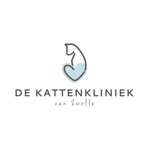 Logo De Kattenkliniek van Zwolle