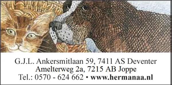 Logo Dierenarts Herman Aa